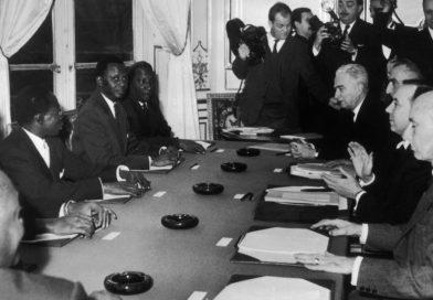 Afrique, 1960 : quatre visage de l'indépendance