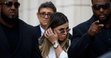 L'épouse du baron de la drogue «El Chapo» arrêtée aux États-Unis