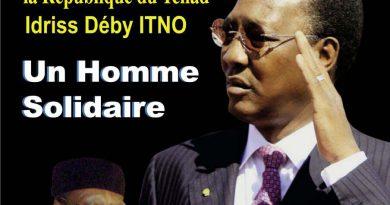 Hommage à Idriss Debi Itno