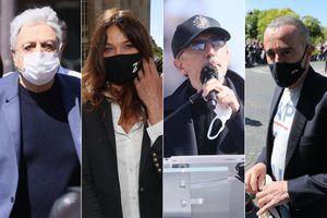 «Justice pour Sarah Halimi» des stars ont manifestés à Paris